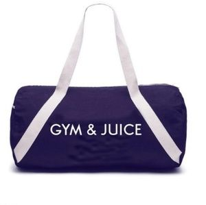 Gym and juice bag by private party